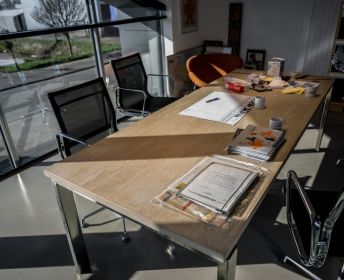 Inrichting Kantoor en interieur